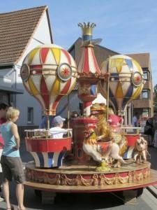 Karusell Lindenfest