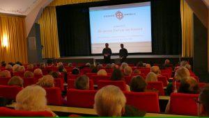 Kinoveranstaltung am 29.1.2017 im Kino Weidinger